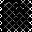 Shower Panel Icon