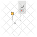 Shower Water Heater Icon