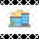 Saleroom Showroom Shop Icon