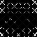 Shredder Machine Icon