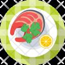 Prawn Seafood Platter Icon