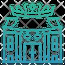 Shrinechinese Shrine China Icon