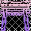 Shrine Shinto Gate Shrine Shainto Icon