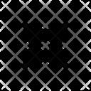 Shrink Minimize Resize Icon