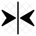 Shrink Arrow Icon