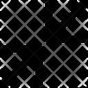 Arrow Change Arrows Scale Icon