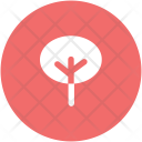 Shrub Tree Nature Icon