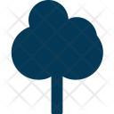 Shrub Tree Greenness Icon