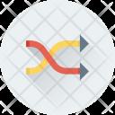 Shuffle Arrows Repeat Icon