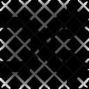 Random Arrow Shuffle Icon