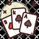 Shuffle Card Shuffle Casino Icon