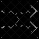 Shuffle Change Move Icon