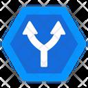 Shuffle Arrow Icon