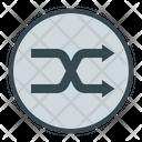 Shuffle Button Icon