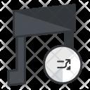 Shuffle Music Icon