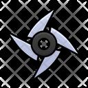 Shuriken Weapon Weapons Icon