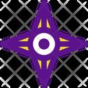 Ninja Star Ninja Star Star Weapon Icon