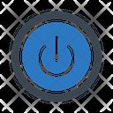 Shutdown Off Logout Icon