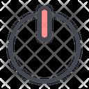 Shutdown Exit Off Icon