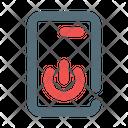 Shutdown Switch Icon