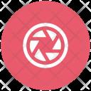 Shutter Webpage Browsing Icon