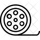 Shutter Aperture Camera Icon
