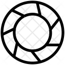 Shutter Camera Aperture Icon