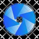 Shutter Photo Device Icon