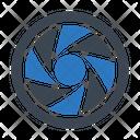 Shutter Camera Exposure Icon
