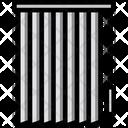Shutter Blinds Window Icon