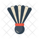 Shuttle Shuttlecock Sports Icon