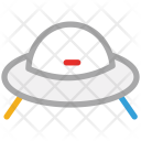 Shuttle Space Spacecraft Icon