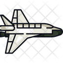 Shuttle Space Shuttle Airplane Icon