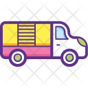 Shuttle Truck Services Icon