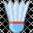 Badminton Birdie Shuttlecock Badminton Icon