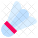 Shuttlecock Badminton Birdie Icon