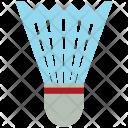 Shuttle Shuttlecock Badminton Icon