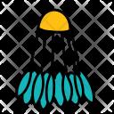 Shuttlecock Badminton Icon