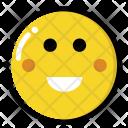 Shy emoji Icon