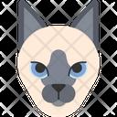 Siamese Cat Icon