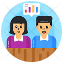 Family Chat Siblings Communication Siblings Discussion Icon