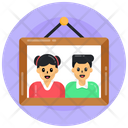 Siblings Photo Siblings Photo Frame Framed Picture Icon