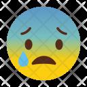 Face Sick Emoji Icon