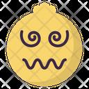 Sick Ill Emoji Icon