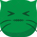 Cat Emoticon Icon