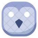 Sick Hollow Owl Icon
