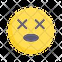 Sick Perish Killed Icon