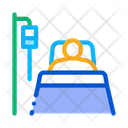 Patient Resuscitation Scalpel Icon