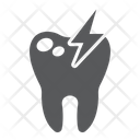 Sick Illness Tooth Icon