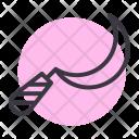 Sickle Cut Crop Icon